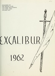 Page 5, 1962 Edition, Van Wert High School - Excalibur Yearbook (Van Wert, OH) online yearbook collection