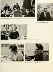 Page 15, 1971 Edition, Holton High School - Exodus Yearbook (Holton, MI) online yearbook collection