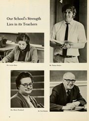 Page 16, 1971 Edition, Holton High School - Exodus Yearbook (Holton, MI) online yearbook collection