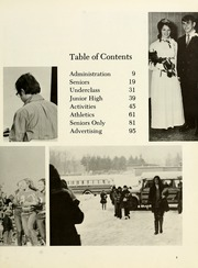 Page 7, 1971 Edition, Holton High School - Exodus Yearbook (Holton, MI) online yearbook collection