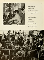 Page 8, 1971 Edition, Holton High School - Exodus Yearbook (Holton, MI) online yearbook collection