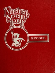 1974 Edition, Holton High School - Exodus Yearbook (Holton, MI)