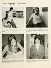 Page 15, 1974 Edition, Holton High School - Exodus Yearbook (Holton, MI) online yearbook collection