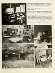 Page 7, 1974 Edition, Holton High School - Exodus Yearbook (Holton, MI) online yearbook collection