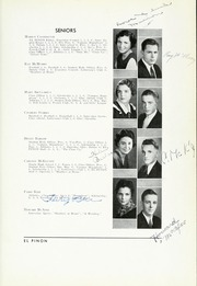 Page 11, 1934 Edition, Bishop Union High School - El Pinon Yearbook (Bishop, CA) online yearbook collection