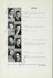 Page 12, 1934 Edition, Bishop Union High School - El Pinon Yearbook (Bishop, CA) online yearbook collection
