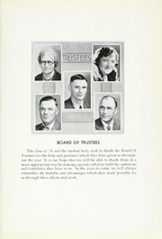 Page 9, 1934 Edition, Bishop Union High School - El Pinon Yearbook (Bishop, CA) online yearbook collection