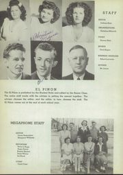 Page 14, 1946 Edition, Bishop Union High School - El Pinon Yearbook (Bishop, CA) online yearbook collection