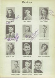 Page 9, 1946 Edition, Bishop Union High School - El Pinon Yearbook (Bishop, CA) online yearbook collection