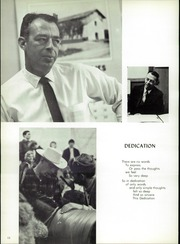 Page 12, 1969 Edition, Bishop Union High School - El Pinon Yearbook (Bishop, CA) online yearbook collection