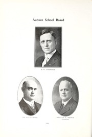Page 16, 1923 Edition, Auburn High School - Follies Yearbook (Auburn, IN) online yearbook collection