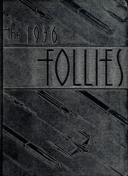 Page 1, 1936 Edition, Auburn High School - Follies Yearbook (Auburn, IN) online yearbook collection
