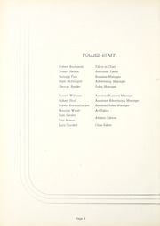 Page 8, 1936 Edition, Auburn High School - Follies Yearbook (Auburn, IN) online yearbook collection