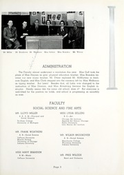 Page 15, 1938 Edition, Auburn High School - Follies Yearbook (Auburn, IN) online yearbook collection