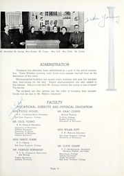 Page 17, 1938 Edition, Auburn High School - Follies Yearbook (Auburn, IN) online yearbook collection