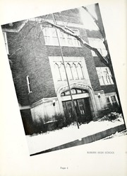 Page 8, 1938 Edition, Auburn High School - Follies Yearbook (Auburn, IN) online yearbook collection