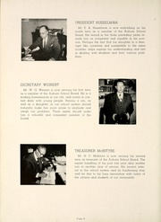 Page 12, 1949 Edition, Auburn High School - Follies Yearbook (Auburn, IN) online yearbook collection