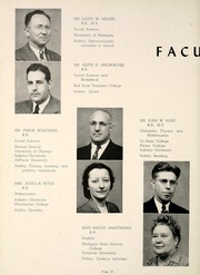 Page 14, 1949 Edition, Auburn High School - Follies Yearbook (Auburn, IN) online yearbook collection