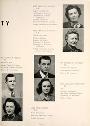 Page 15, 1949 Edition, Auburn High School - Follies Yearbook (Auburn, IN) online yearbook collection