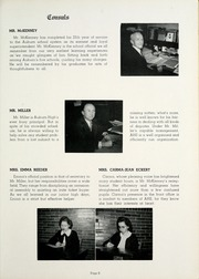 Page 13, 1952 Edition, Auburn High School - Follies Yearbook (Auburn, IN) online yearbook collection