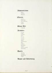 Page 8, 1952 Edition, Auburn High School - Follies Yearbook (Auburn, IN) online yearbook collection