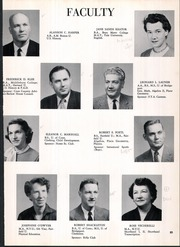 Page 57, 1958 Edition, Andrew Warde High School - Flame Yearbook (Fairfield, CT) online yearbook collection