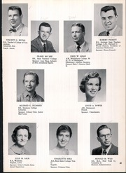 Page 63, 1958 Edition, Andrew Warde High School - Flame Yearbook (Fairfield, CT) online yearbook collection