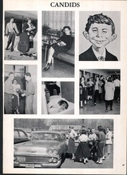 Page 71, 1958 Edition, Andrew Warde High School - Flame Yearbook (Fairfield, CT) online yearbook collection