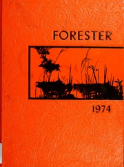 1974 Edition, Evergreen High School - Forester Yearbook (Seattle, WA)