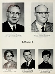 Page 14, 1966 Edition, Roosevelt High School - Franderoan Yearbook (Atlanta, GA) online yearbook collection