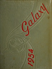 1954 Edition, Blue Creek High School - Galaxy Yearbook (Haviland, OH)