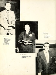Page 12, 1954 Edition, Blue Creek High School - Galaxy Yearbook (Haviland, OH) online yearbook collection