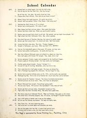 Page 13, 1954 Edition, Blue Creek High School - Galaxy Yearbook (Haviland, OH) online yearbook collection