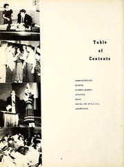Page 6, 1954 Edition, Blue Creek High School - Galaxy Yearbook (Haviland, OH) online yearbook collection