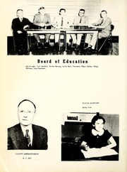 Page 8, 1954 Edition, Blue Creek High School - Galaxy Yearbook (Haviland, OH) online yearbook collection