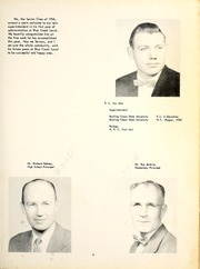 Page 9, 1954 Edition, Blue Creek High School - Galaxy Yearbook (Haviland, OH) online yearbook collection