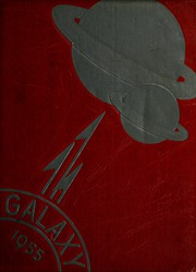 1955 Edition, Blue Creek High School - Galaxy Yearbook (Haviland, OH)