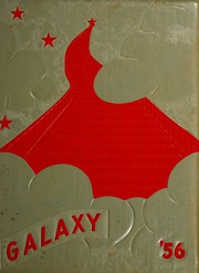 1956 Edition, Blue Creek High School - Galaxy Yearbook (Haviland, OH)