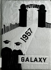 1957 Edition, Blue Creek High School - Galaxy Yearbook (Haviland, OH)
