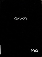 1960 Edition, Blue Creek High School - Galaxy Yearbook (Haviland, OH)