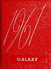1961 Edition, Blue Creek High School - Galaxy Yearbook (Haviland, OH)