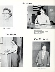 Page 10, 1961 Edition, Blue Creek High School - Galaxy Yearbook (Haviland, OH) online yearbook collection