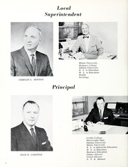 Page 8, 1961 Edition, Blue Creek High School - Galaxy Yearbook (Haviland, OH) online yearbook collection
