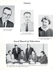Page 9, 1961 Edition, Blue Creek High School - Galaxy Yearbook (Haviland, OH) online yearbook collection