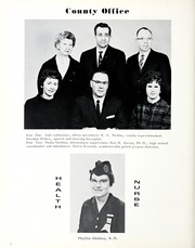 Page 10, 1962 Edition, Blue Creek High School - Galaxy Yearbook (Haviland, OH) online yearbook collection
