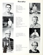 Page 12, 1962 Edition, Blue Creek High School - Galaxy Yearbook (Haviland, OH) online yearbook collection