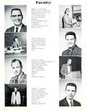 Page 13, 1962 Edition, Blue Creek High School - Galaxy Yearbook (Haviland, OH) online yearbook collection