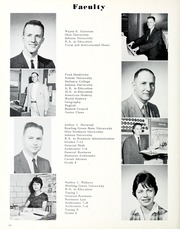 Page 14, 1962 Edition, Blue Creek High School - Galaxy Yearbook (Haviland, OH) online yearbook collection