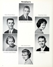 Page 16, 1962 Edition, Blue Creek High School - Galaxy Yearbook (Haviland, OH) online yearbook collection