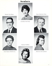 Page 17, 1962 Edition, Blue Creek High School - Galaxy Yearbook (Haviland, OH) online yearbook collection